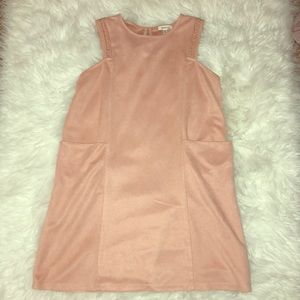 Other - A kids dress baby pink:)